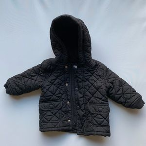 Old navy black puffer/winter jacket